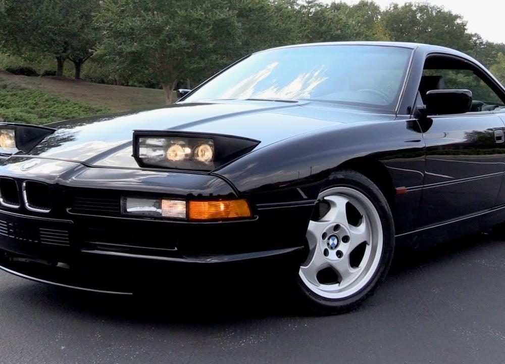 1994 BMW 850CSI - Road Test & In Depth Review - YouTube