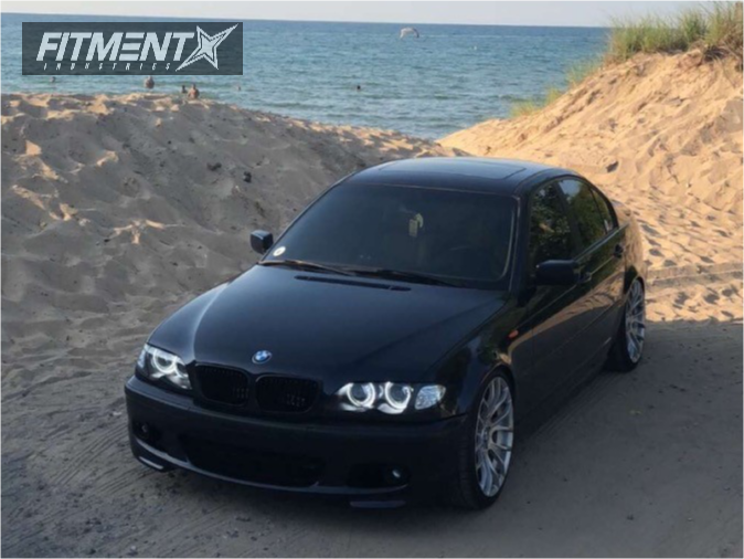 2003 Bmw 325i Breyton Gts R Bc Racing Coilovers | Fitment Industries