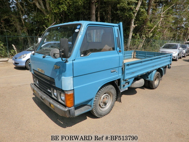 Used 1983 MAZDA TITAN CAB OVER/K-WEW051 for Sale BF513790 - BE FORWARD