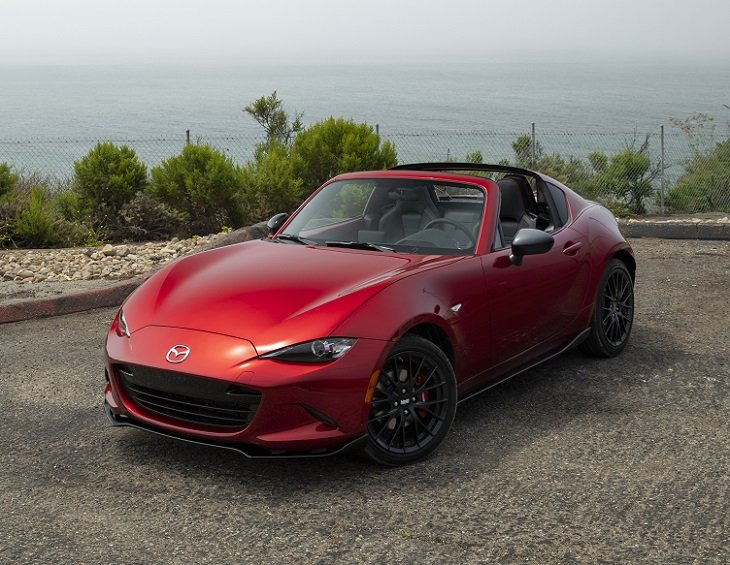 2019 Mazda MX-5 Miata Review | Expert Reviews | J.D. Power