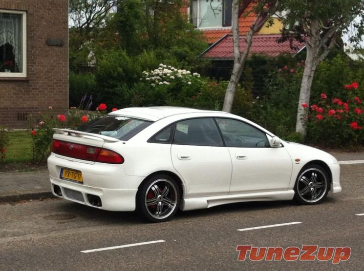 Sportieve Mazda 323F BA 1.5 GLX - TuneZup - Tuning Fotos and ...