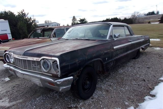 1964 Chevrolet Impala SS 2DR HT For Sale | Car And Classic