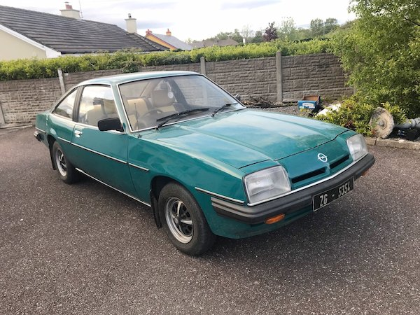 Opel - All Ads in Vintage Cars For Sale in Ireland | DoneDeal