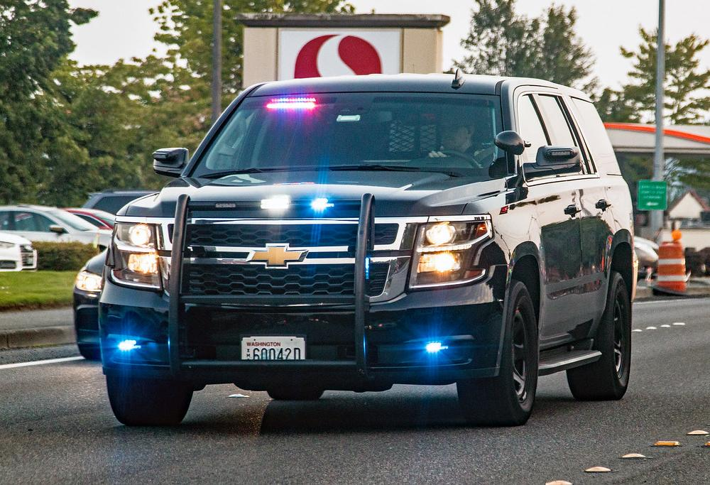 Bothell Police Department Chevrolet Tahoe PPV | Andrew Kim | Flickr