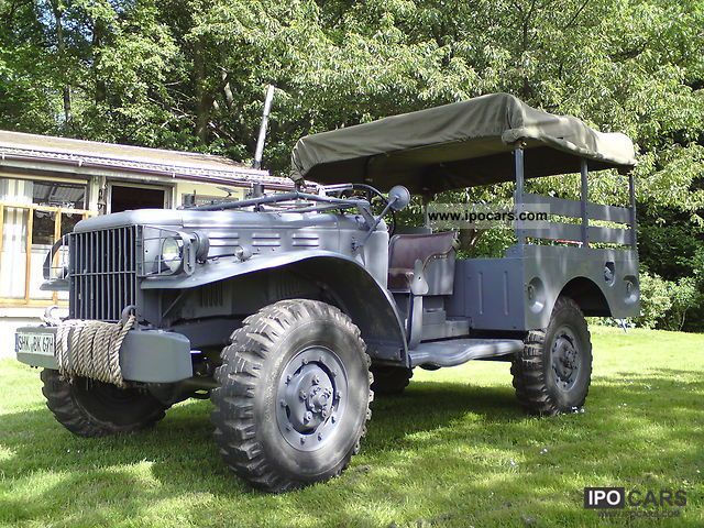 1944 Dodge WC 51 - Car Photo and Specs