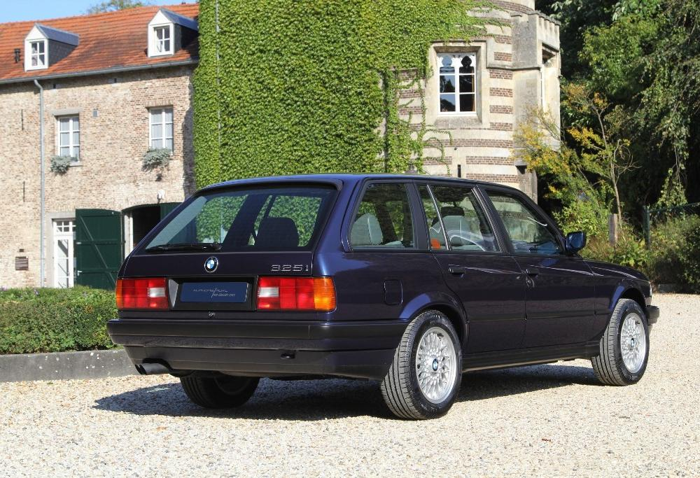 BMW 325i Touring E-30 – Sept. 1990 | ruylclassics