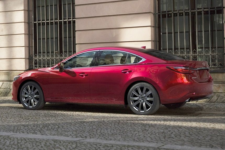 LA 2017: New Mazda 6 – 2.5 Turbo, 6-Speed Manual, But Not Both ...
