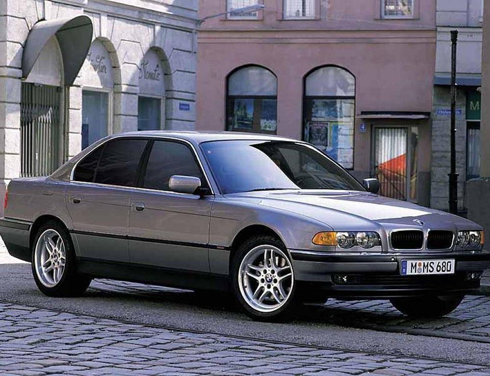 BMW Heaven Specification Database | Specifications for BMW 730iL ...