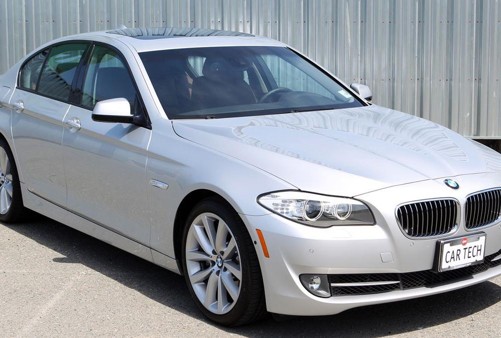 2011 BMW 535i review: 2011 BMW 535i - Roadshow