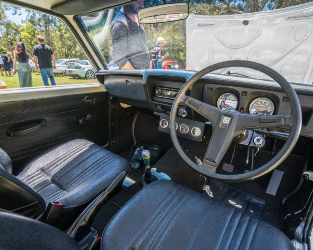 1974 Mazda 1300 DELUXE - Show & Shine - Shannons Club