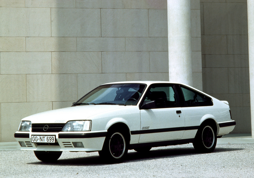Opel Monza GSE :: 1 photo and 48 specs :: autoviva.com