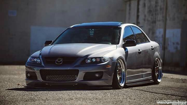 Mazdaspeed 6 slammed stanced (With images) | Mazda cars ...