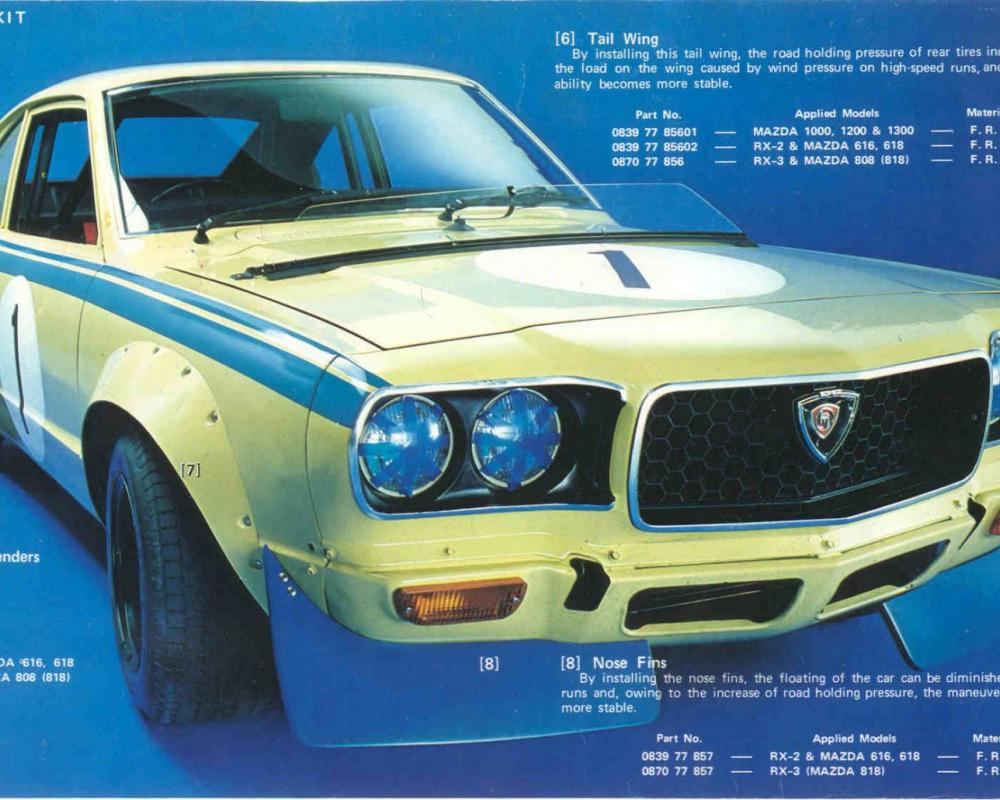 A Brief History of the Mazda RX-3 - Everything You Need To Know