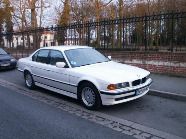 Bmw 730 ia pictures. Photo 2.