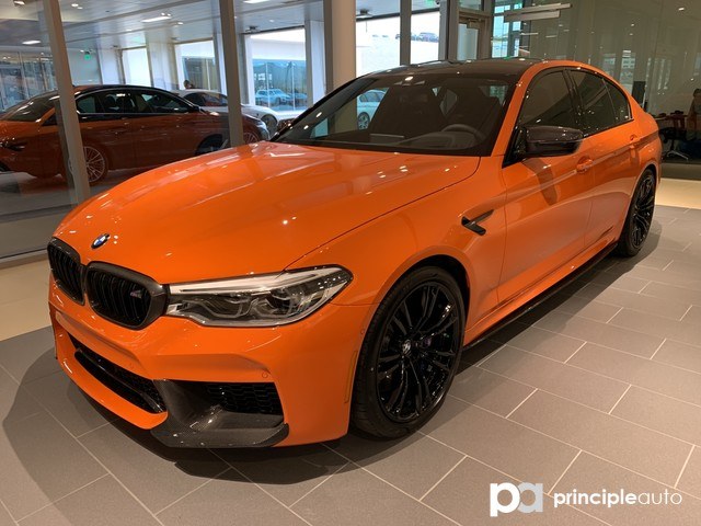 New 2020 BMW M5 Competition Sedan For Sale #LCE00225 | Principle Auto