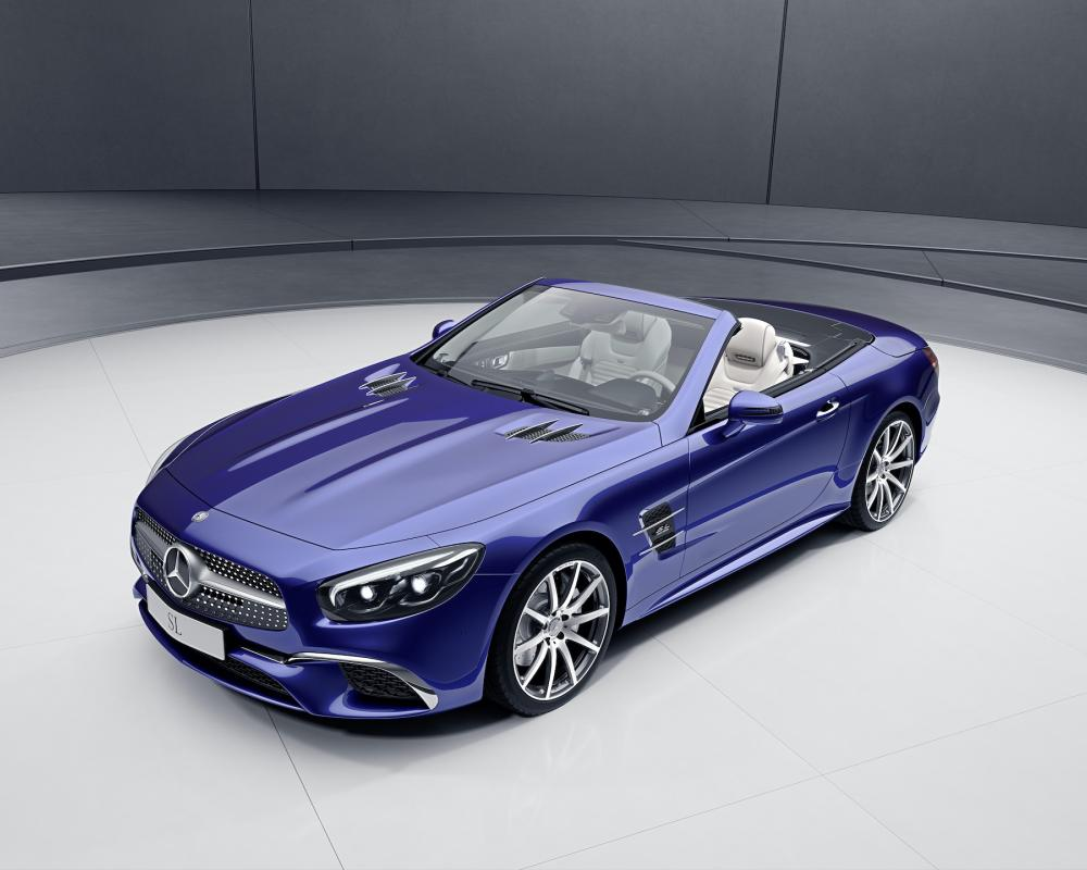 New and Used Mercedes-Benz SL Class: Prices, Photos, Reviews ...