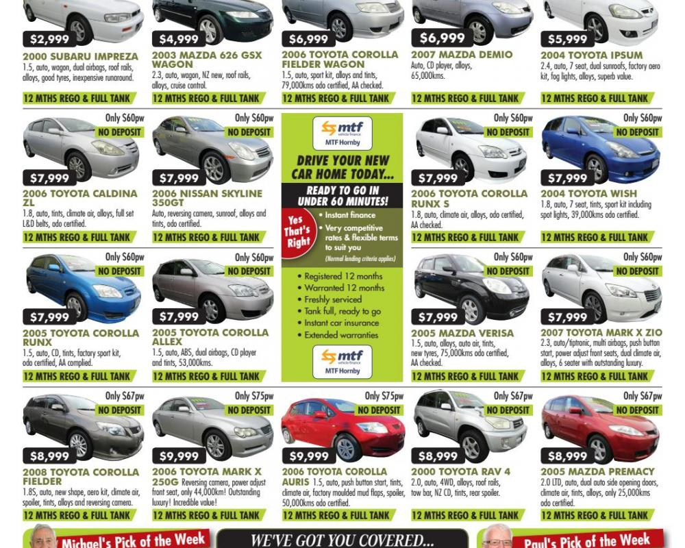 Best Motorbuys 29-09-17 by Local Newspapers - issuu