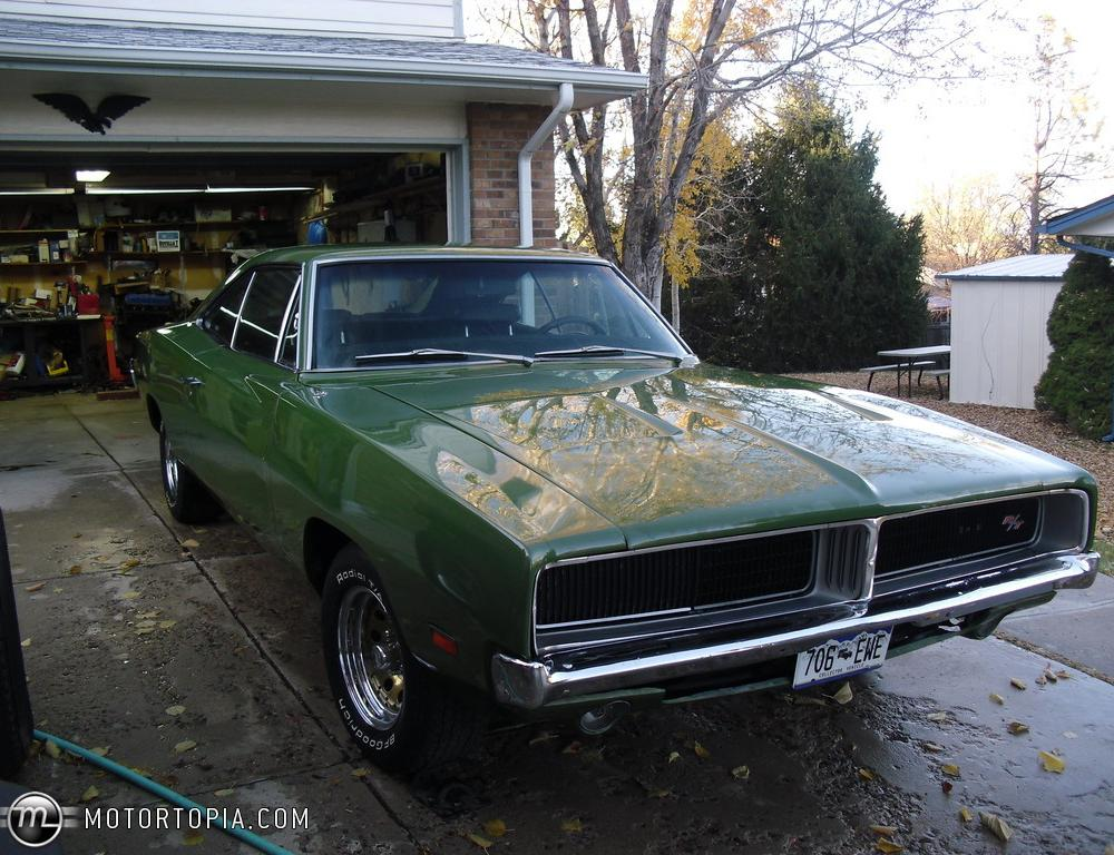 Dodge Charger Rt Pick Up