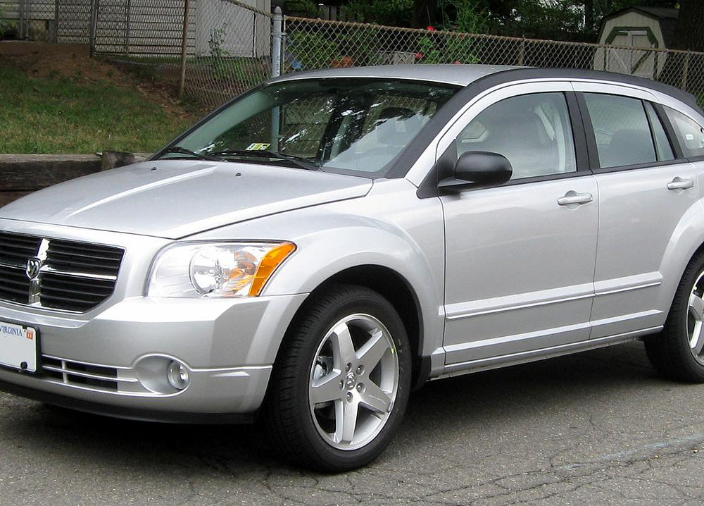 Dodge Caliber – Wikipedia