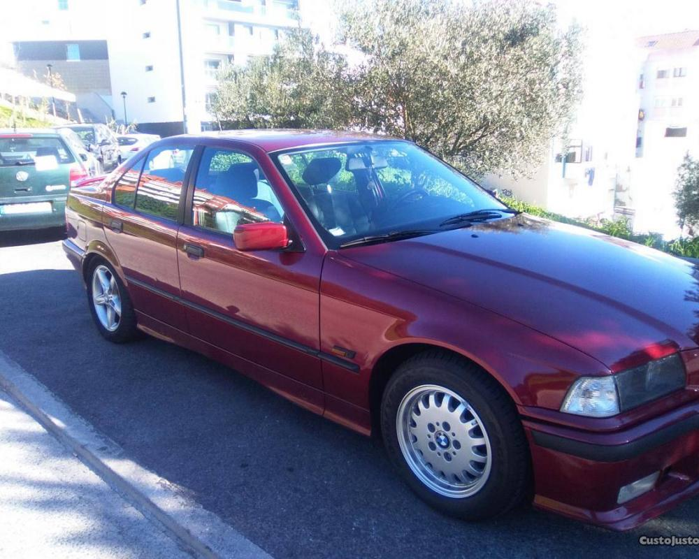 Used BMW SERIE 3 : year 1995, 349,999 km | Reezocar