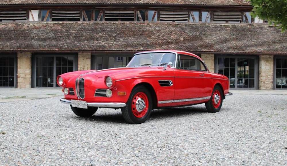 1959 BMW 503 Coupé Series II by HK-Engineering ...