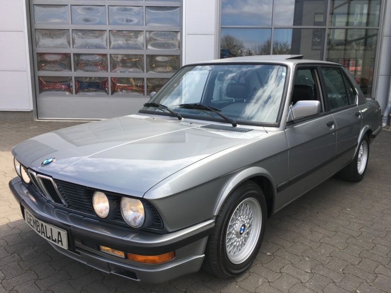 1987 BMW 535 is listed For sale on ClassicDigest in Hansestrasse ...