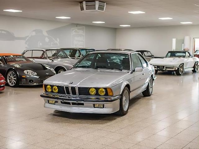 1985 BMW M 635 CSI is listed For sale on ClassicDigest in ...