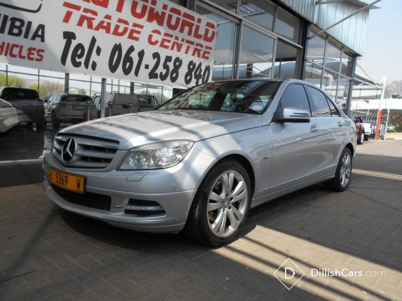 Mercedes-Benz C200 Cgi Be Avantgarde A/t Used cars | Buy C200 Cgi ...