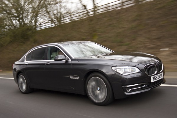 Road test - BMW 730Ld SE