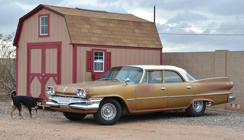 1960 Dodge Dart Seneca - Slant Six Turbo to Dual Quad 318 Poly ...