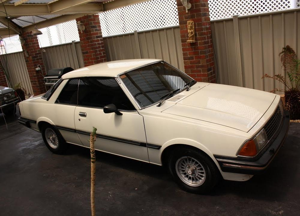 1981 Mazda 626 Coupe Series 2, 2Liter 5 Speed - YouTube