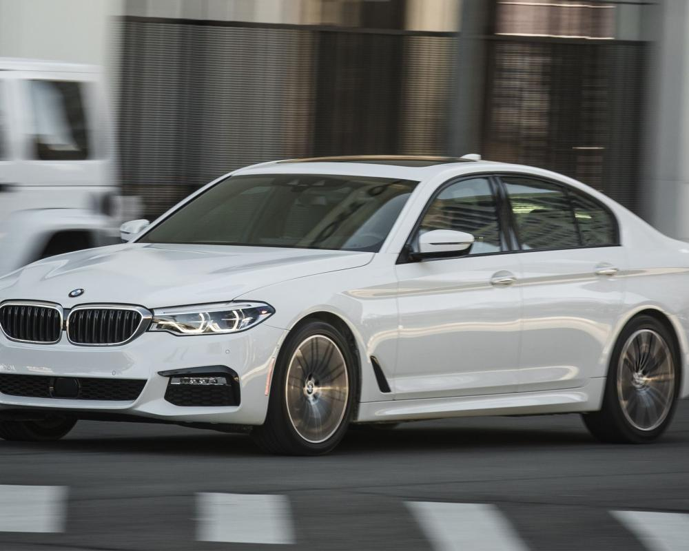 2017 BMW 540i xDrive Test | Review | Car and Driver