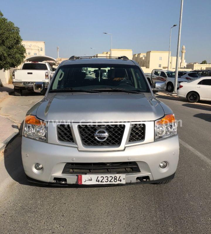 2008 Nissan Armada SE 4x4 for sale in Qatar - New and used cars ...
