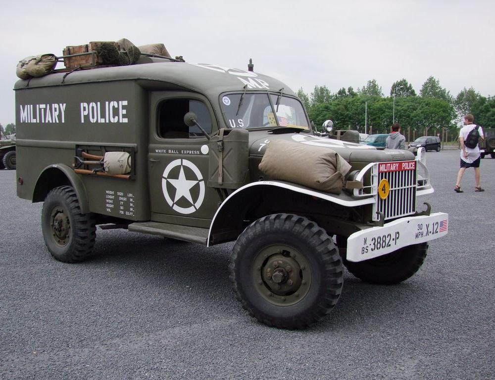 dodge wc54 military police - Google zoeken (With images ...