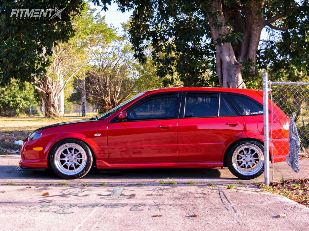 2002 Mazda Protege5 Blitz Type 01 Bc Racing Coilovers | Fitment ...