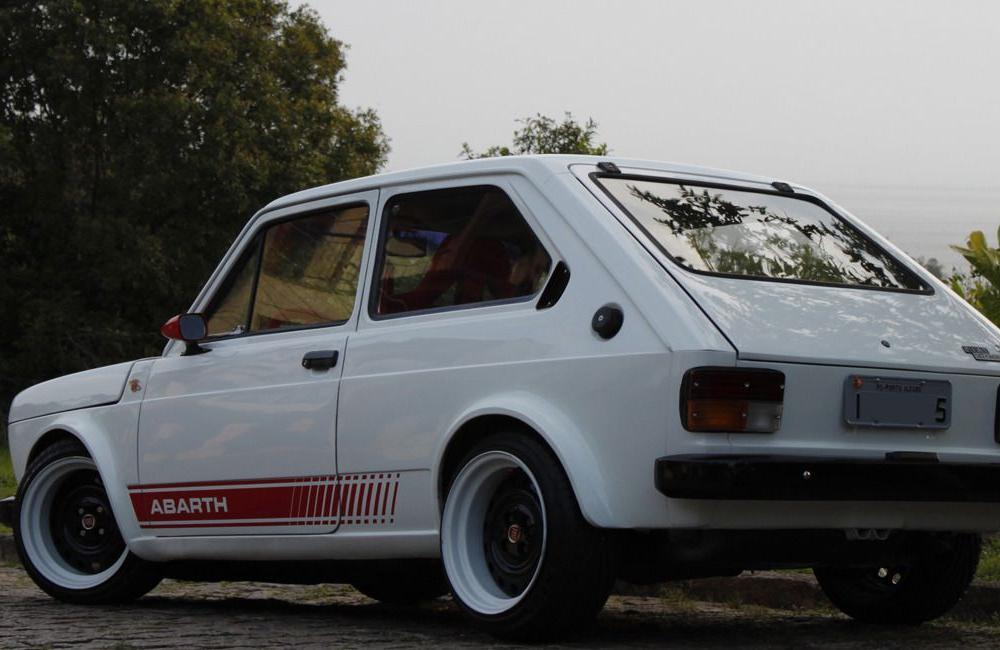 Sic — life-and-everything: bossride: Fiat 147 Abarth... | Voitures ...