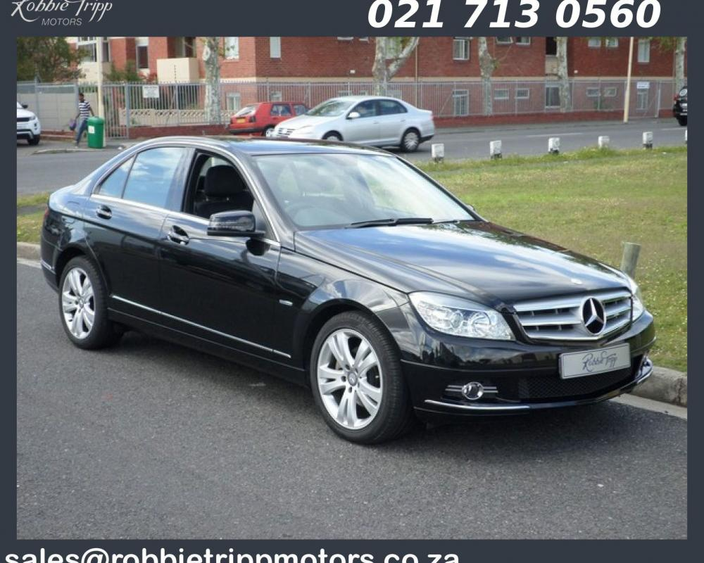 MERCEDES-BENZ C200 CGI BE AVANTGARDE A/T available.