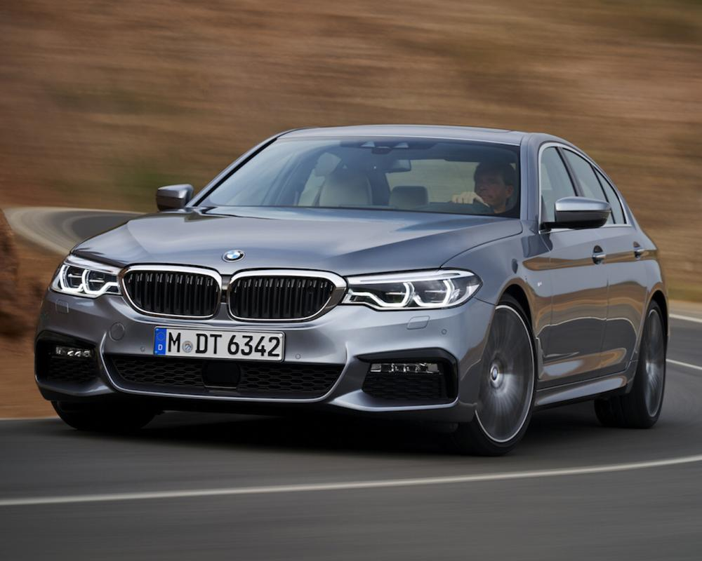 2017 BMW 540i review review | Autocar