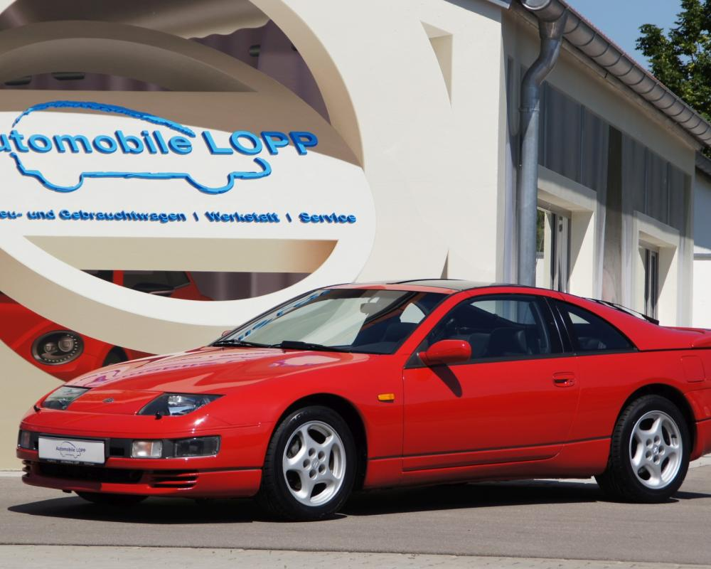 "Nissan 300 ZX ""Twin Turbo"" 1992 