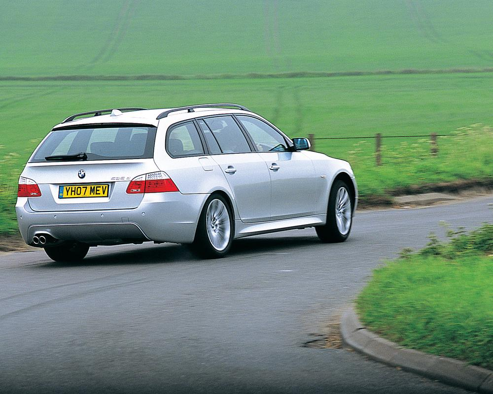 BMW 535d M Sport Touring review - price, specs and 0-60 time | Evo