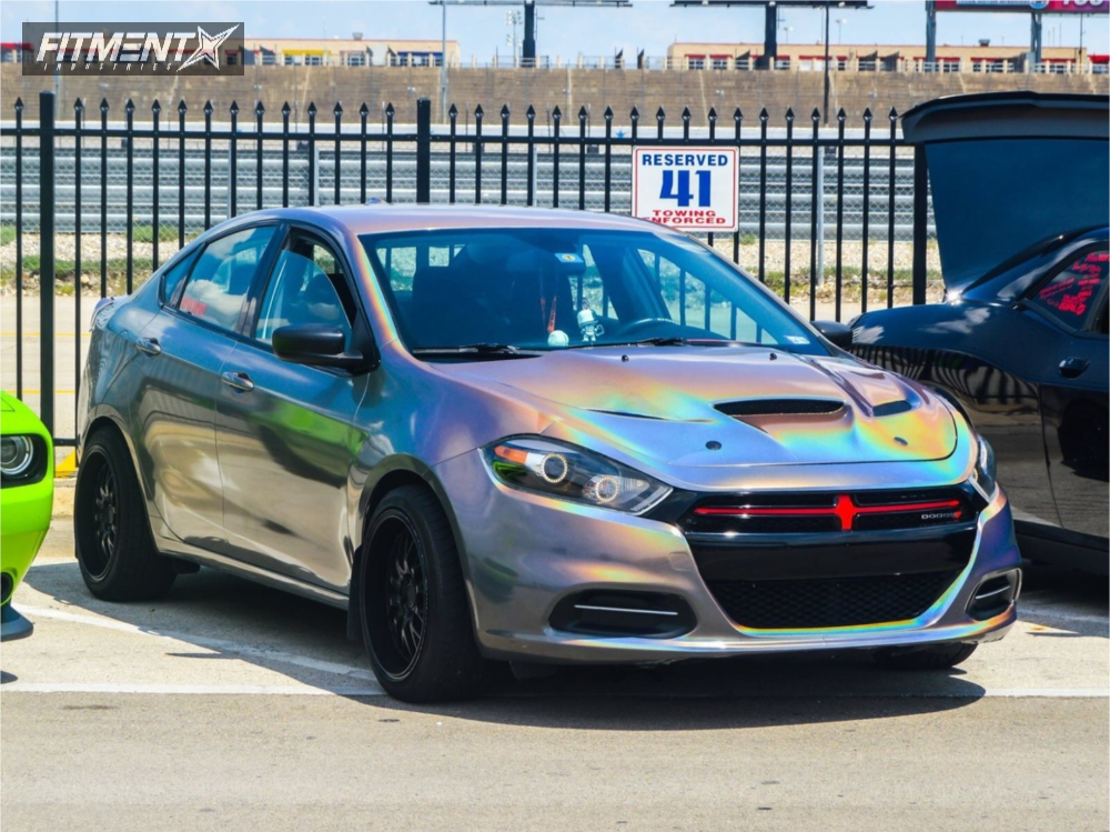 2015 Dodge Dart Raderworks Mten80 Stock Stock | Fitment Industries