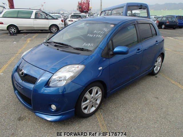 Used 2006 TOYOTA VITZ RS TRD SPORTS M/DBA-NCP91 for Sale BF178774 ...