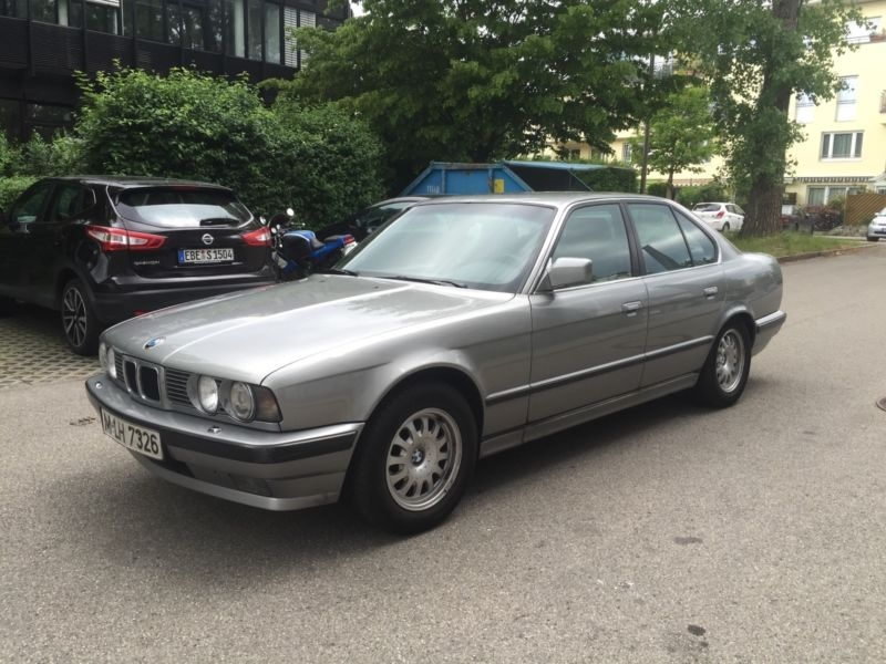 1989 BMW 535 is listed For sale on ClassicDigest in Dornacher Str ...