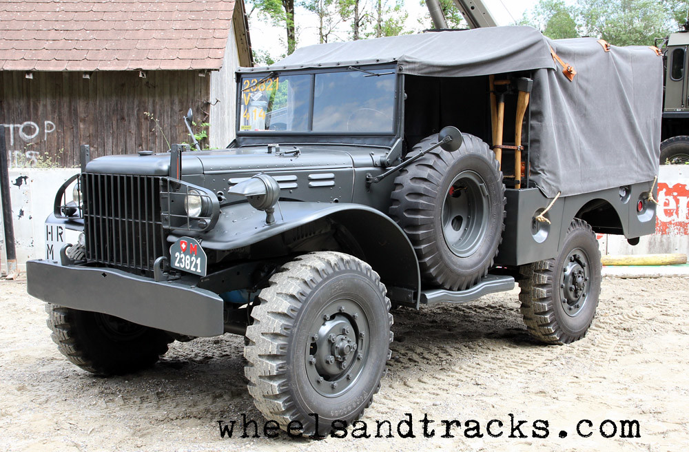 Dodge WC-51 M+23821 - Swiss Army | wheelsandtracks.com | Flickr