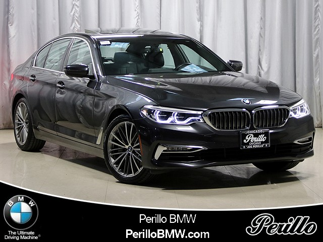 Certified Pre-Owned 2017 BMW 530i xDrive 530i xDrive Car in ...