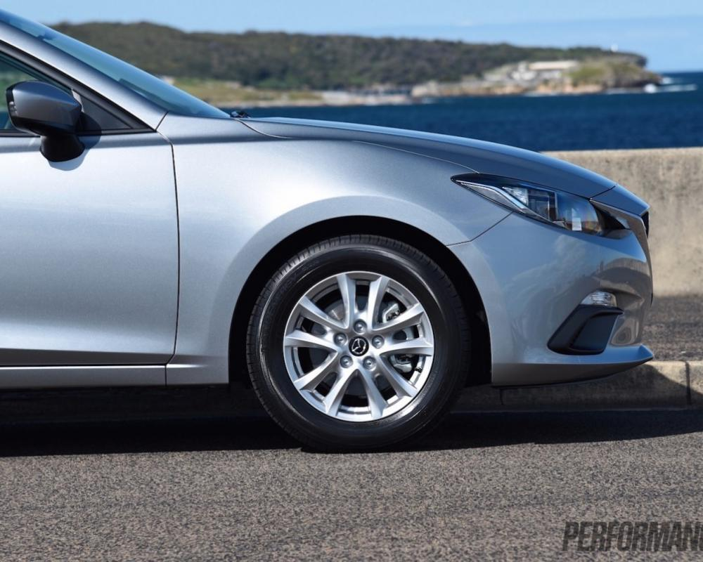 "Would you upgrade stock 16"" wheels to 18""? : mazda3"