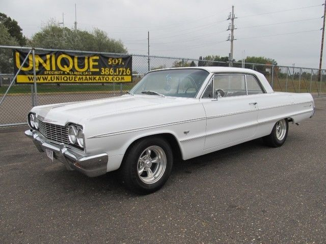 1964 Chevrolet Impala 2dr HT, VERY straight/solid! TRADES/OFFERS?