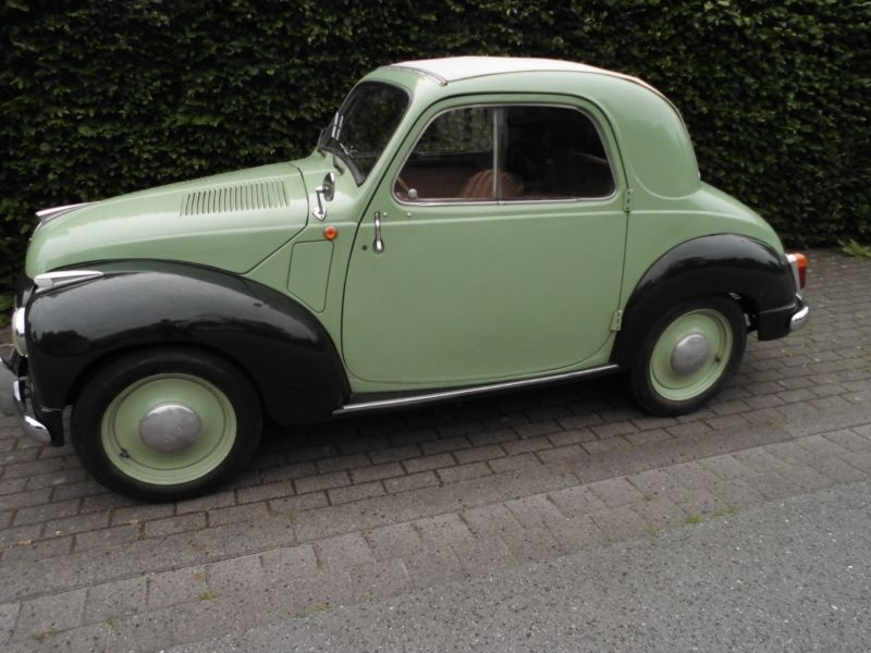1954 Fiat 500 Topolino is listed For sale on ClassicDigest in ...