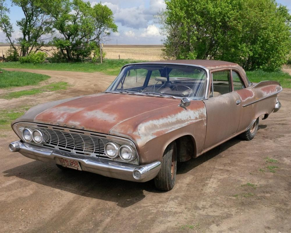 COAL: 1961 Dodge Dart Seneca – Forward Look Family Heirloom ...