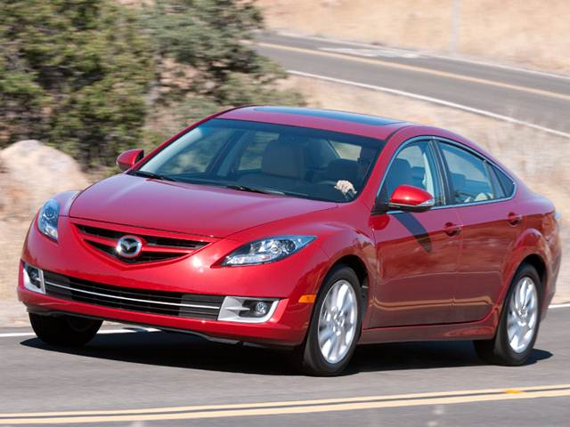2011 MAZDA MAZDA6 Prices, Reviews & Pictures | Kelley Blue Book